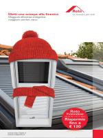 clicca qui - Finestre per tetti Roto