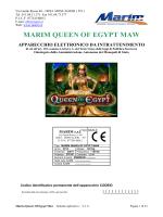 MARIM QUEEN OF EGYPT MAW