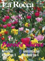 aprile 2013 - Fondazioni Culturali Gioacchino Arnone