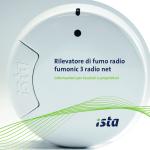 Rilevatore di fumo radio fumonic 3 radio net