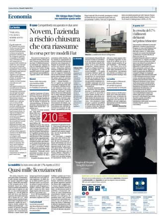 Corriere della Sera 08 Aprile