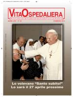 vitaospedaliera vitaospedaliera - Provincia Romana Fatebenefratelli