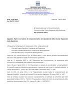 Parere OIV - Regione Basilicata
