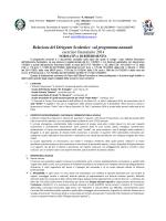 Relazione DS programma annuale 2014