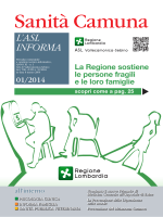 Sanità Camuna - ASL Vallecamonica