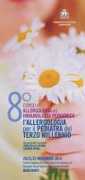 VIII Corso di Allergologia e Immunologia Pediatrica