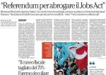 Leggi la rassegna stampa sul Jobs Act