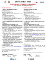 NOR Nazionale F18 - Associazione Italiana F 18
