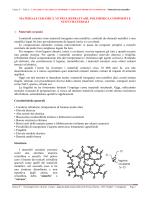 Materiali non metallici - itis galileo galilei conegliano