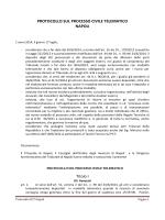 Protocollo intesa PCT NAPOLI 17 07 2014