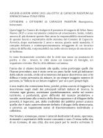 auguri sindaco 2015 - Comune di Capaccio