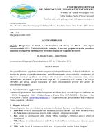 Avviso monte [file] - Regione Autonoma della Sardegna