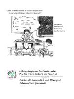 Ciclo di incontri sui Bisogni Educativi Speciali
