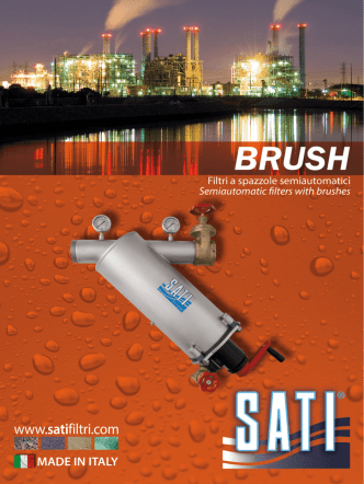 brush - Sati S.r.l.