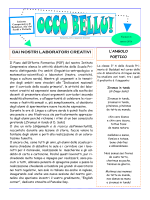 """Occo Bellu N05 - Istituto Comprensivo """"DA Azuni"""" Buddusò"""
