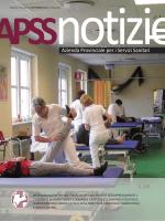 apss notizie, n. 3, anno 13 - Azienda Provinciale per i Servizi Sanitari