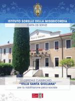 Carta dei Servizi - Ospedale Villa Santa Giuliana
