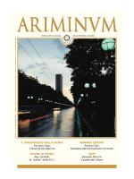 Scarica il numero 16 di Ariminum in formato PDF.