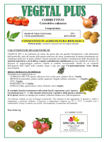 VEGETAL PLUS - Special Agri