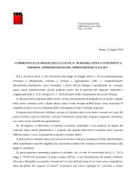 22/07/2014 Commento legge 78 di conversione DL 34