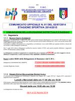 Com.01.15 - F.I.G.C. Veneto