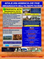 In Gita - albergo hotel corona varzi pavia ristorante da andrea