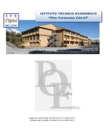 POF 2014 definitivo - Istituto Tecnico Commerciale P.F. Calvi
