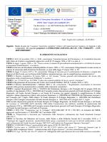 Bando Agenzie progetto C-1-FSE04-POR-CAMPANIA-2013