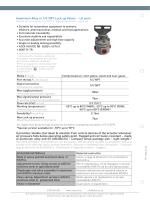 "Aluminium Alloy or 1/4""NPT Lock-up Valves – LK serie It provides"