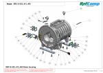 SRC-S-353_413_463 Rotor housing SRC-S