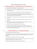 Principi contabili nazionali rivisti