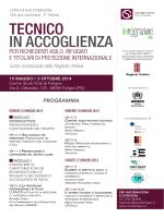 TECNICO IN ACCOGLIENZA - Centro Studi Città di Foligno