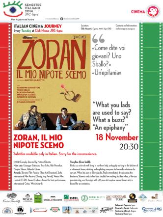 18 November - Semestre Italiano