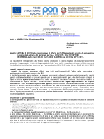 Lettera di invito - Istituto Comprensivo San Pio da Pietrelcina