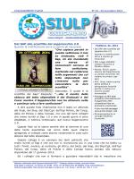 COLLEGAMENTO FLASH N° 44 – 02 novembre 2014 Dal SAP alle