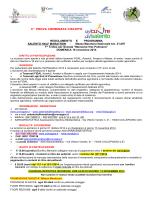 3^ PROVA COMBINATA CIRCUITO REGOLAMENTO