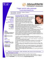 Trigger points nelle patologie m