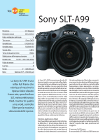Sony SLT-A99 - Fotografia.it