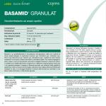BASAMID® GRANULAT