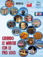 GIRANDO LE MARCHE CON LE PRO LOCO