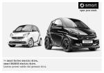 Listino prezzi - smart fortwo electric drive