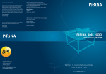 Brochure Pirina SML 1000