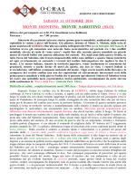 TOUR DELLA CINA - OCRAL ULSS 12 Veneziana