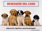 Benessere del cane dr.ssa Stefania Laverda