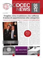 27 novembre 2014 ODCEC NEWS N. 4/2014