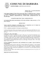 """Allegato Sub """"A"""" alla determinazione n.57 del 11.09.2014"""