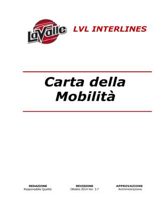 Carta della Mobilità