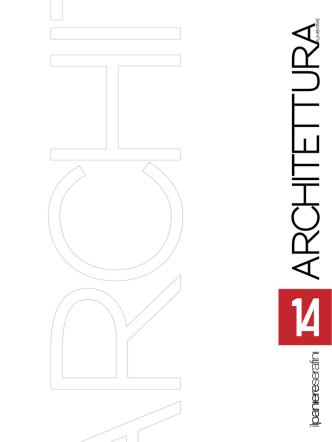 Catalogo 2014 Architettura alimentare