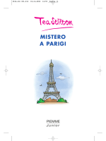 MISTERO A PARIGI - Edizioni Piemme