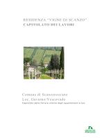 Capitolato Lavori aggiornato Testo + Immagini